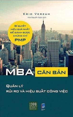 MBA Căn Bản Cho Các Nhà Quản Trị Kinh Doanh