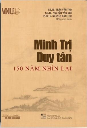 Minh Trị Duy Tân 150 Năm Nhìn Lại GS Trần Văn Thọ