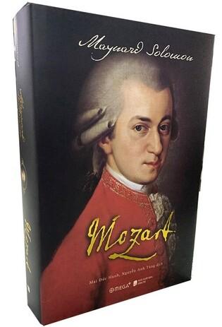 Sách Mozart(Bìa Cứng) Maynard Solomon