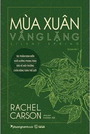 Mùa xuân vắng lặng (Tái Bản 2021) - Rachel Louise Carson
