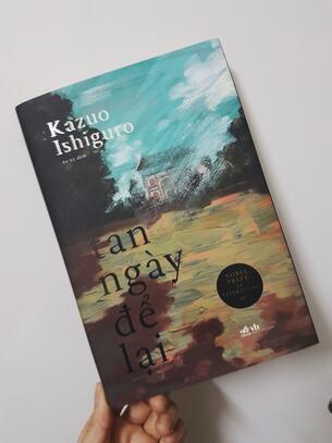 Tàn Ngày Để Lại - Kazuo Ishiguro