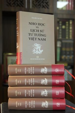 Nho Học và Lịch Sử Tư Tưởng Việt Nam Nguyễn Tài Thư
