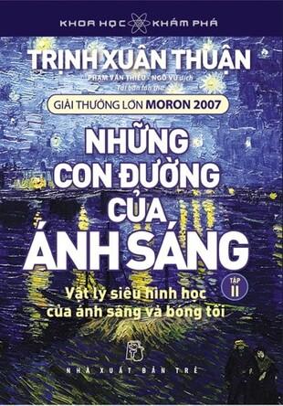 Những con đường ánh sáng Trịnh Xuân Thuận