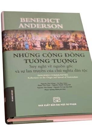 Những Cộng Đồng Tưởng Tượng Benedict Anderson