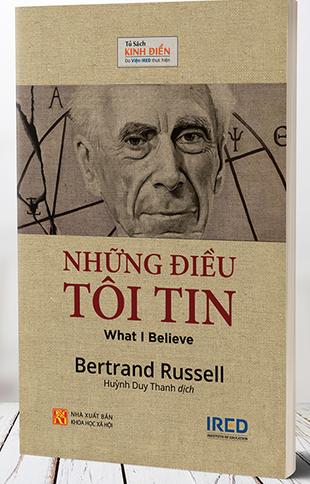 Combo Minh triết phương Tây Bertrand Russell