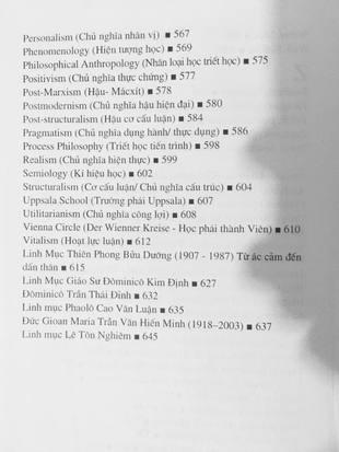 Những Triết Gia Thiên Chúa Giáo Thế Kỷ 20