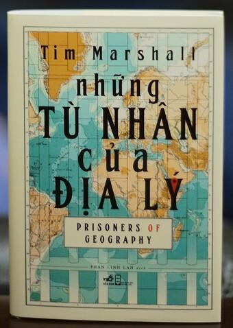 Những Tù Nhân Của Địa Lý Địa chính trị Tim Marshall