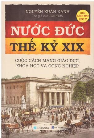 Nước Đức Thế Kỷ XIX - Nguyễn Xuân Xanh