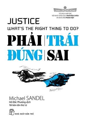 Phải trái đúng sai Michael Sandel