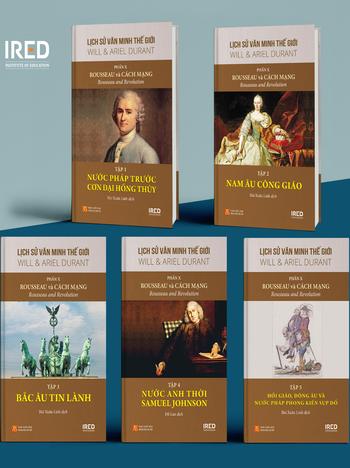 Rousseau và Cách mạng Nước Anh thời Samuel Johnson Will Durant