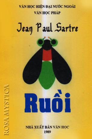 Ruồi Jean Paul Sartre