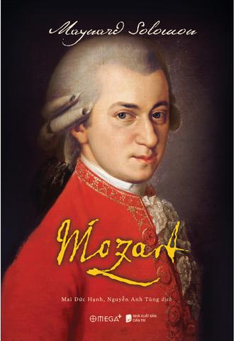 Sách Mozart (Bìa Cứng) Maynard Solomon