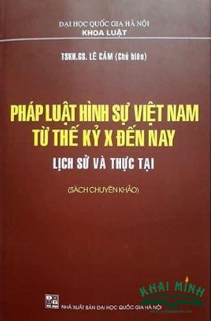 Pháp luật hình sự Việt Nam