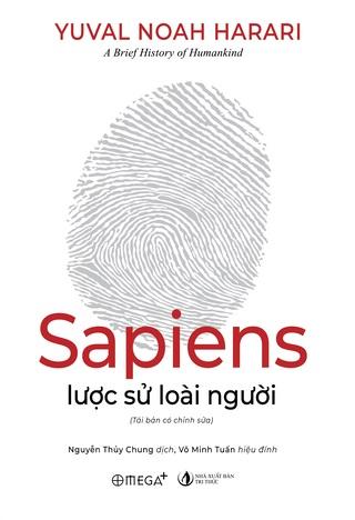 Sapiens Lược Sử Loài Người (Bìa cứng 2020) Yuval Noah Harari