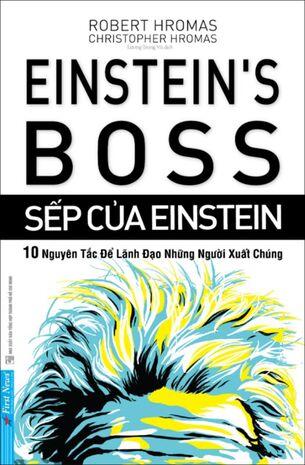 Sếp Của Einstein Robert Hromas, Christopher Hromas