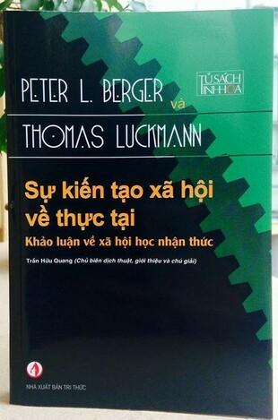 Sự kiến tạo xã hội về thực tại Peter L. Berger và Thomas Luckmann