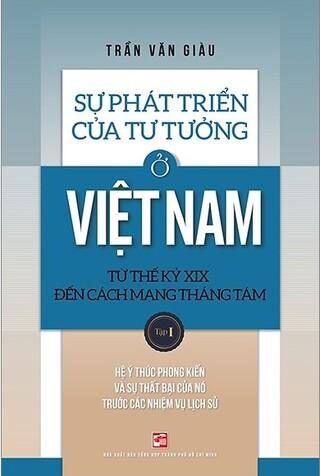 Sự phát triển của tư tưởng ở Việt Nam Trần Văn Giàu