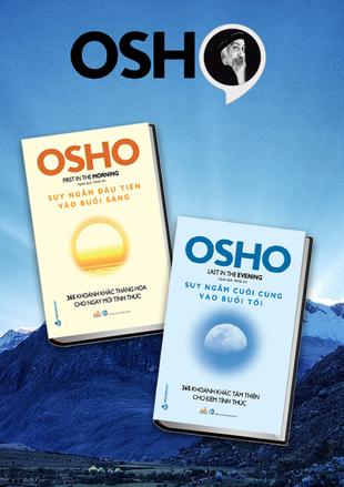 Combo OSHO: Suy Ngẫm Cuối Cùng Vào Buổi Sáng Suy Ngẫm Cuối Cùng Vào Buổi Tối