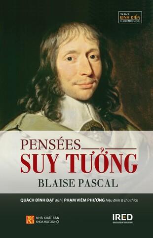 Suy tưởng Pensées Blaise Pascal