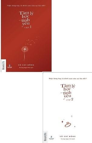 Bộ sách Tâm Lý Học Tình Yêu 2 Tập