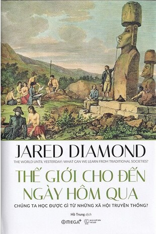 Thế Giới Cho Đến Ngày Hôm Qua Jared Diamond