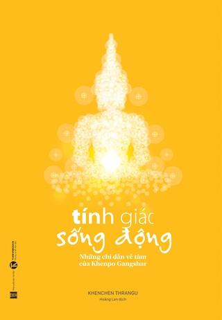 Sách Tính giác sống động Khenchen Thrangu