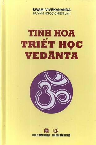 Tinh hoa triết học Vedanta Huỳnh Ngọc Chiến