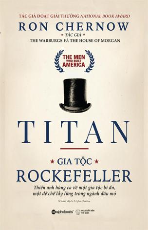 Titan Gia tộc Rockefeller