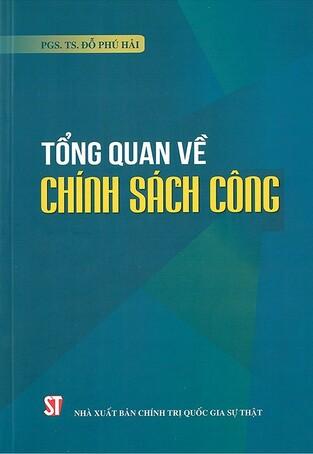 Tổng quan về chính sách công Đỗ Phú Hải