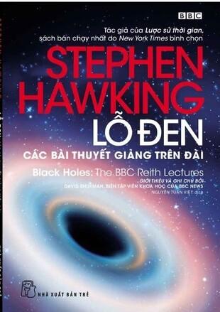 Trả lời ngắn gọn những câu hỏi lớn Stephen Hawking