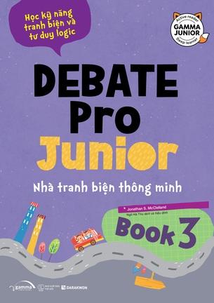 Debate Pro Junior Nhà Tranh Biện Thông Minh