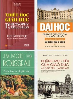 Sách Triết Lý Giáo Dục Việt Nam; Triết học giáo dục