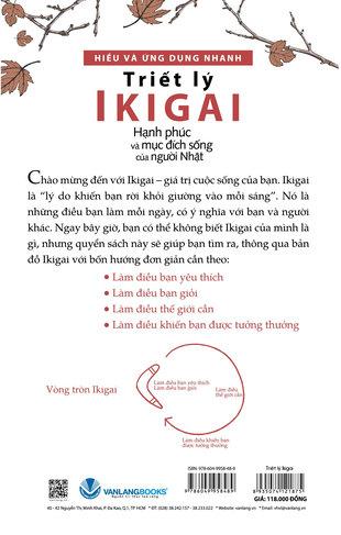 triết lý ikigai