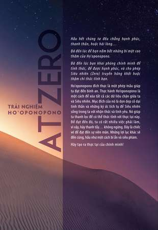 Trở về không Trải nghiệm Ho'oponopono