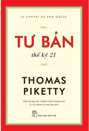 Tư Bản Thế Kỷ 21 - Thomas Piketty