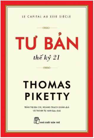 Sách Tư Bản Thế Kỷ 21 Thomas Piketty