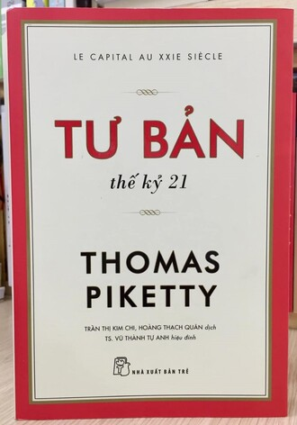 Tư Bản Thế Kỷ 21 Thomas Piketty