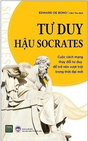 dward de Bono: Tư Duy Hậu Socrates; Tư Duy Đa Chiều; Bí Mật Một Tâm Hồn Cuốn Hút