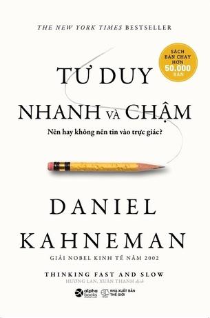 Tư duy nhanh và chậm Daniel Kahneman
