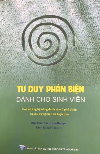 Tư Duy Phản Biện Dành Cho Sinh Viên Roy Van Den Brink-Budgen
