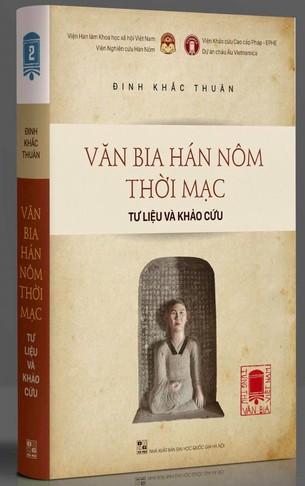 Tùng Thư Văn Bia Việt Nam Văn Bia Hán Hôm Thời Mạc