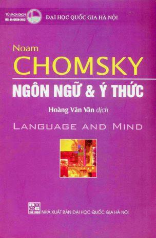 Ngôn ngữ và ý thức - Chomsky