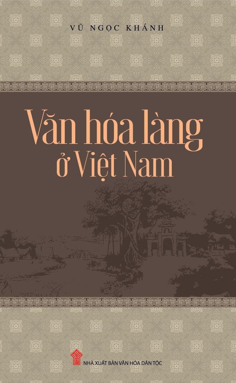 Văn hóa làng ở Việt Nam