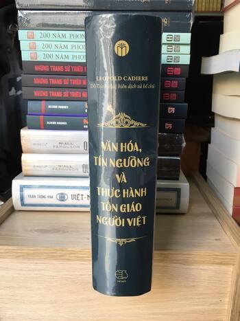 Văn Hóa, Tín Ngưỡng Và Thực Hành Tôn Giáo Người Việt; Leopold Cadiere