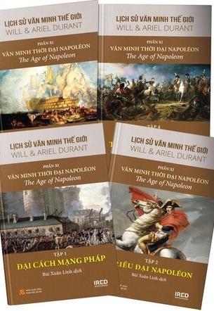 Văn Minh Thời Đại Napoleon Will Durant