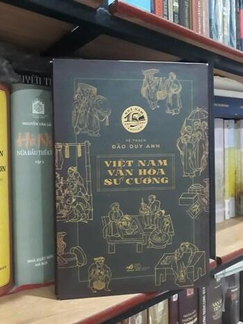 Việt Nam Văn Hóa Sử Cương (Bản Đặc Biệt) Đào Duy Anh