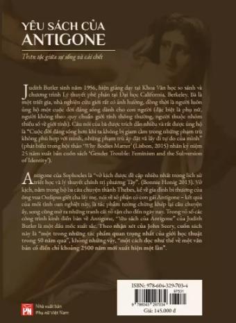 Yêu Sách Của Antigone Judith Butler