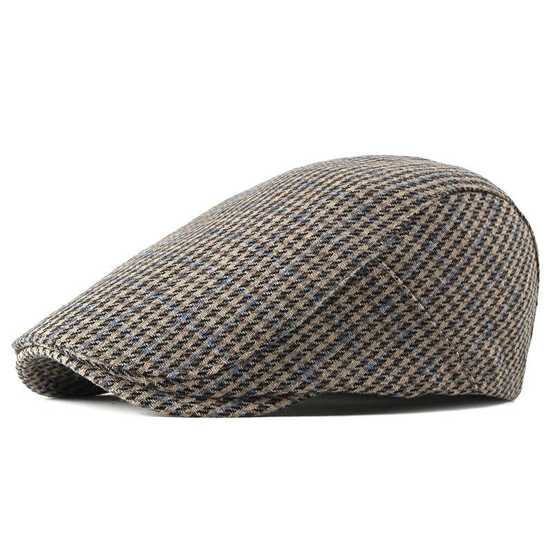 Mũ beret vải nam trung niên M117