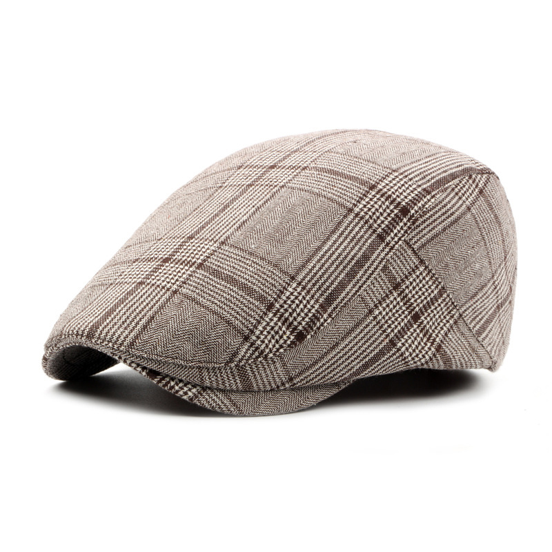 Mũ beret nam trung niên vải dù M105