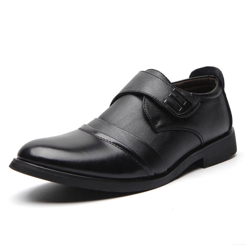 Giày da thời trang nam, dáng công sở KF001